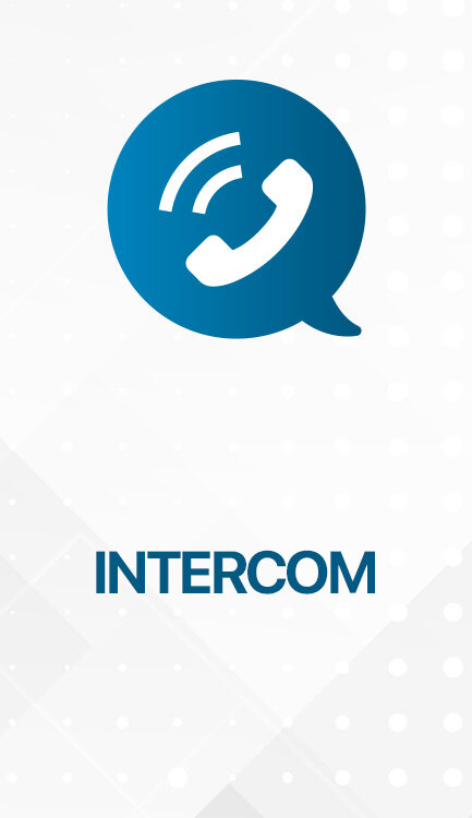 INTERCOM 433x750 - VALESA Touch Panel