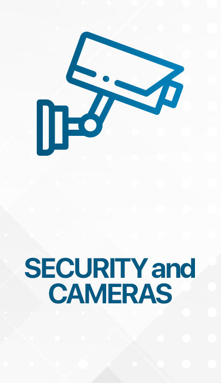 SECURITY AND CAMERAS 433x750 - VALESA Touch Panel