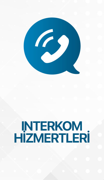 interkom hizmeti 02 433x750 - VALESA Dokunmatik Panel