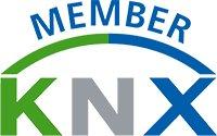 KNXMember logo - KNX Ticari & Endüstriyel Bina Çözümleri