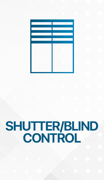 SHUTTERandBLIND 433x750 - KNX Smart Home & Residential Building Solutions