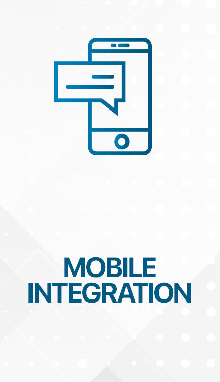 mobile integration 433x750 - KNX Smart Home & Residential Building Solutions