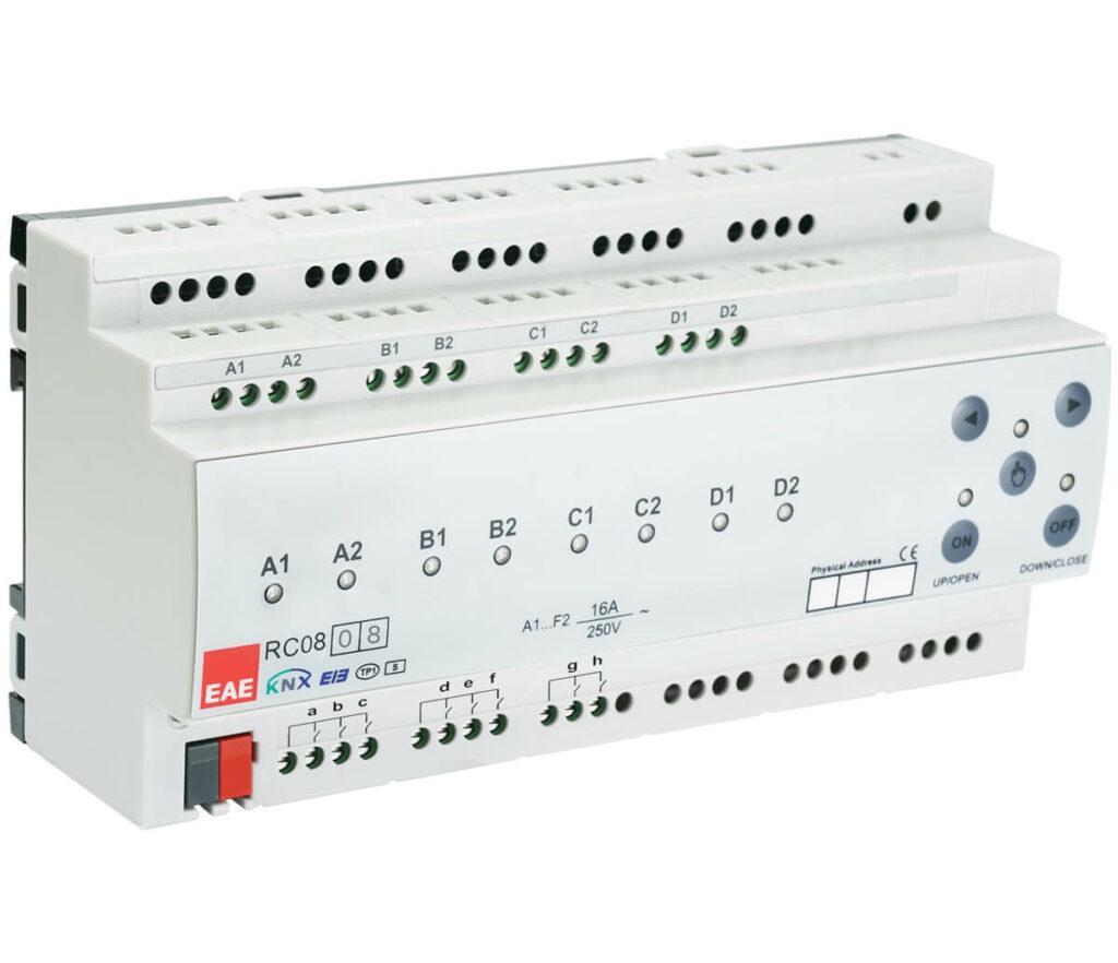 room control unit rcu0808 web main 1024x882 - Oda Kontrol Üniteleri