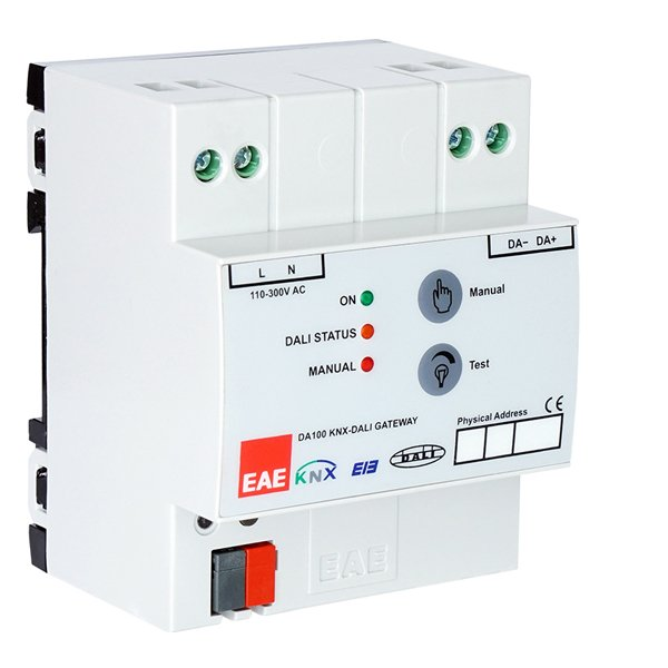knx product dali - KNX Commercial & Industrial Building Solutions