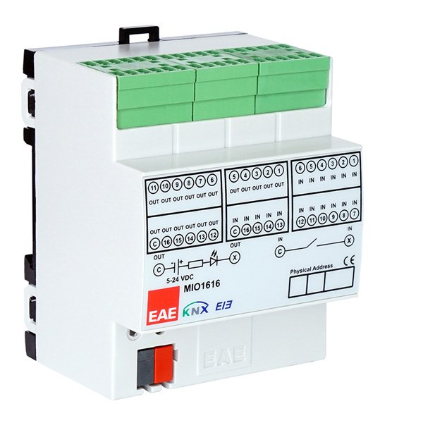 knx product mio - KNX Commercial & Industrial Building Solutions