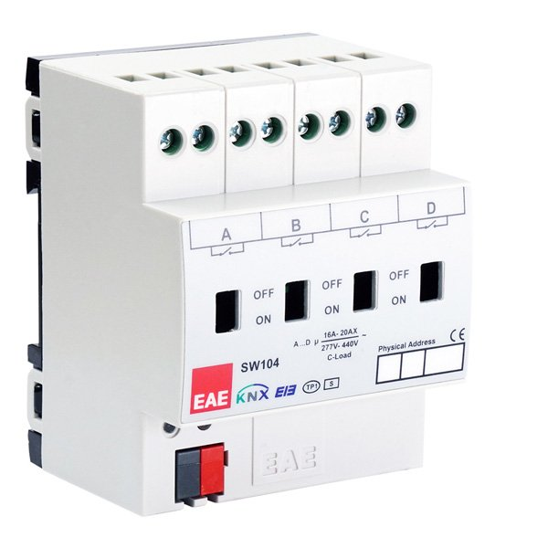 knx product roley - KNX Commercial & Industrial Building Solutions