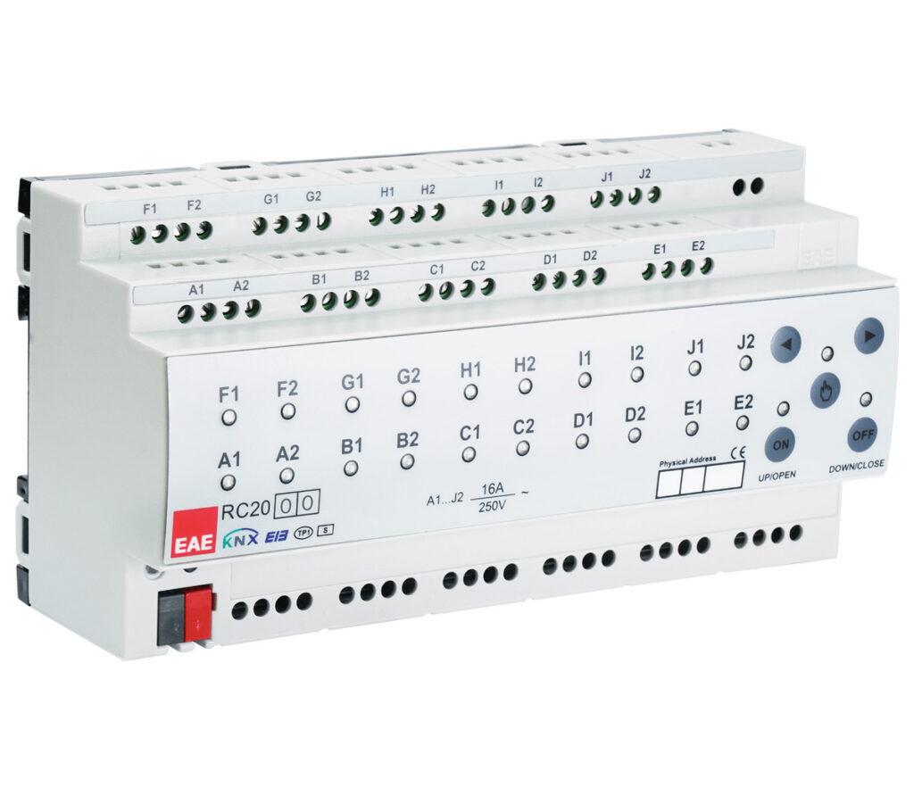room control unit rcu2000 web main 1024x882 - Oda Kontrol Üniteleri