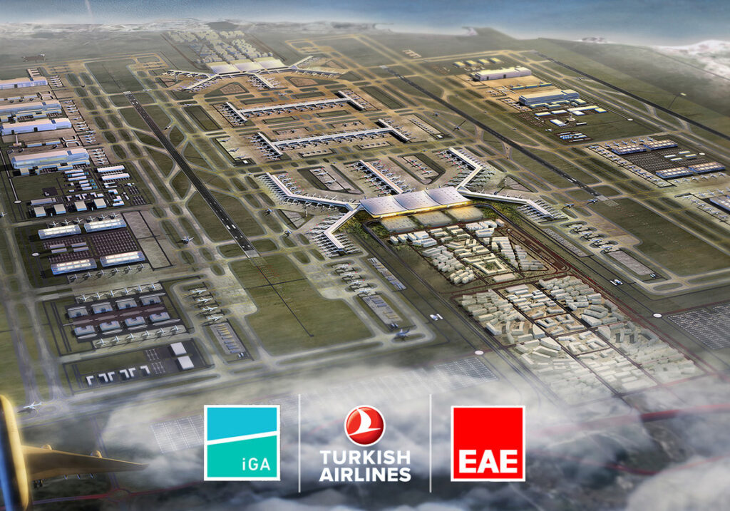 EAE IGA THY İstanbul Airport ref 1024x717 - Some Of Our References